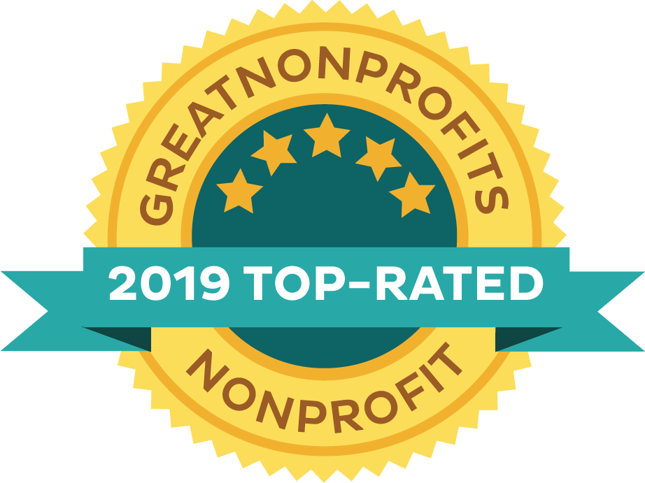 Animal Welfare Friends is a 2019 Top-Rated Non-Profit!