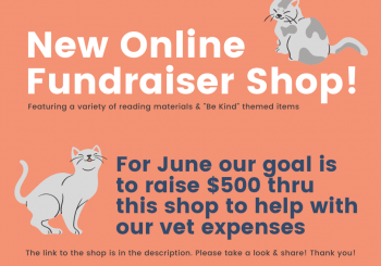 New Online Fundraising Shop!